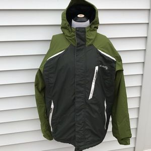 Columbia ski jacket size medium
